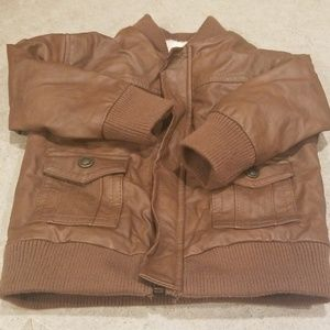 Bomber jacket - toddler boys